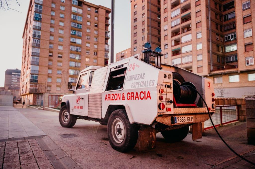 servicio mantenimiento Huesca